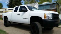 2007 Chevy Silverado RWD-Reduced by $5000! No tax Only 90834 km!