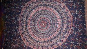 Mandala wall tapestries