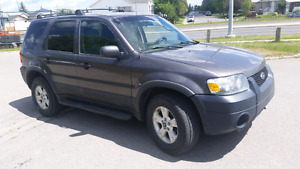 2005 ford escape AWD.  . Runs and drives good.