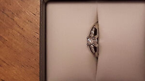 Never worn engagement ring