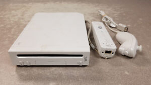 Backwards Compatible Nintendo Wii System