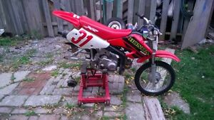 looking for back rim tire and sproket xr 70 call onley