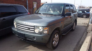 2003 RANGE ROVER HSE - CERTIFIED / E-TEST - WE PAY HST!