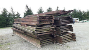 INTERLAKE RACKING - 37 PIECES - 22.5' LONG - $500 FOR IT ALL