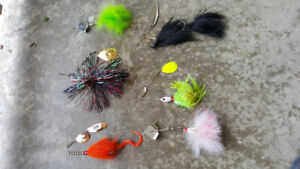 Muskie Lures - One Price Gets All! BIG PRICE REDUCTION
