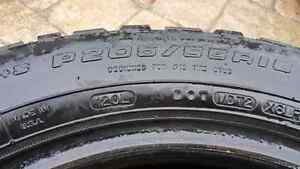 205/55/R16 Winter Tires Good For season 150$$  West Island Greater Montréal image 6