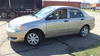 05 Corolla - auto - 4dr - LOADED - A/C - ONLY48,000KMS