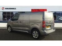 2021 Vauxhall Vivaro L1 Diesel 3100 2.0d 120PS Elite H1 Van Van Diesel Manual