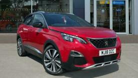 image for 2018 Peugeot 3008 SUV 1.6 THP GT Line Premium EAT (s/s) 5dr Auto SUV Petrol Auto