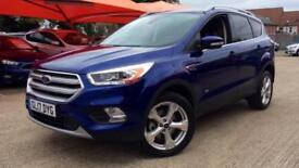 2017 Ford Kuga 2.0 TDCi 180 Titanium 5dr (X-P Manual Diesel 4x4
