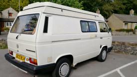 VW T25 Holdsworth Villa