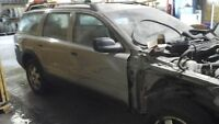 2001 XC70 PARTING OUT. 195KMS engine good no tranny
