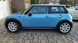 2004 MINI Mini Cooper S Supercharged Coupe (2 door)
