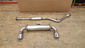 TRD FRS/86/BRZ Cat Back Exhaust