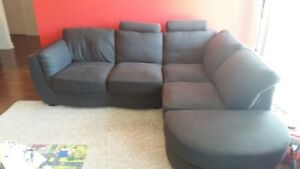 Sofa sectional / sofa sectionnel