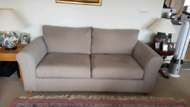 M&S Abbey sofa as new hardly sat on