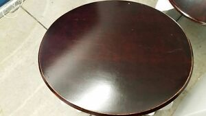 Set of Beautiful Queen Anne Tables for Sale! London Ontario image 3