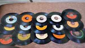 15 records 45s assorted artists Peterborough Peterborough Area image 1