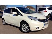 2014 Nissan Note 1.2 Acenta Premium 5dr (Comfor Manual Petrol Hatchback