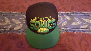Seattle Supersonics NBA Hat - Brand New Regina Regina Area image 1