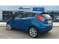 2014 Ford Fiesta 1.0 EcoBoost 125 Titanium X 5dr Petrol Hatchback Hatchback Petr