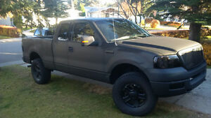 2004 Ford XLT Pickup Truck 4X4 CLEAN CAR PROOF