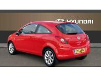 2014 Vauxhall Corsa 1.2 Excite 3dr [AC] Petrol Hatchback Hatchback Petrol Manual