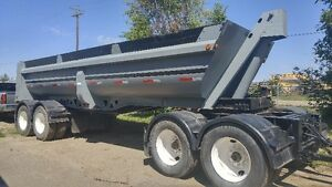 2004 Midland Quad Gravel Wagon