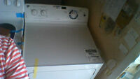 New GE Gas Dryer