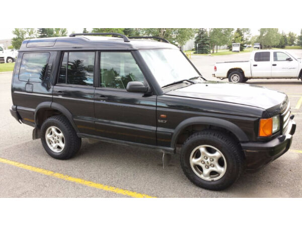 Used 2003 Land Rover Discovery
