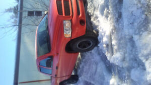 03 ram 4x4 on road trade for vije ore sled ore sell