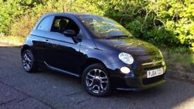 2015 Fiat 500 1.2 S 3dr Manual Petrol Hatchback