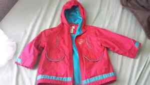 Size 3 Spring/fall coat PPU
