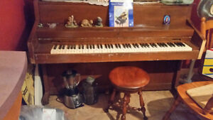 NOW 75.00!!! PIANO HAS TO GO-MOVING OR BEST OFFER!!