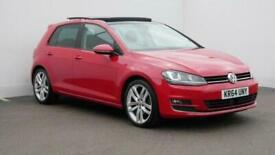 image for 2014 Volkswagen Golf 1.4 TSI 150 GT 5dr DSG Auto Hatchback petrol Automatic