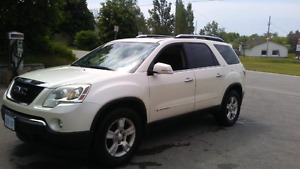 2008 GMG Acadia SLT Fully Loaded price rediced