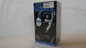 STAR WARS VHS ORIGINAL UNALTERED TRILOGY NEW IN BOX!