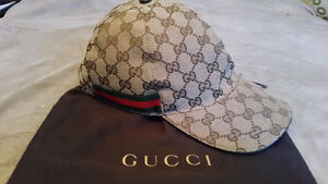 Authentic Gucci Baseball Hat