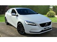 2017 Volvo V40 D2 Momentum with Winter Pack a Manual Diesel Hatchback