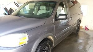 2007 Pontiac Montana SV6 Minivan, Van - price reduced