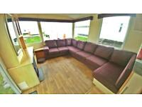 BARGAIN STATIC CARAVAN FOR SALE NORTHUMBERLAND ONLY £9995!!! SITE FEES INCLUDED!