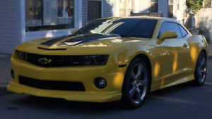 2010 Chevrolet Camaro Ss/rs Coupe (2 door)