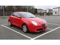 Alfa Romeo MiTo 1.4TB 120bhp Lusso BLUETOOTH WARRANTY 12 MONTHS MOT FULL SERVICE