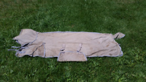 "Fly sheets/blankets 72""-78"""