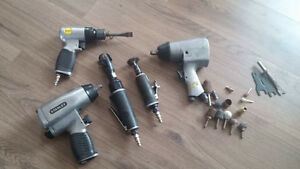 Stanley air tools