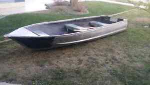 12 ft boat and motor