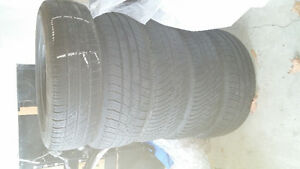 175 65R 14 Tires with rims with 4 bolts Kitchener / Waterloo Kitchener Area image 2