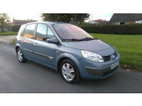 2006 RENAULT SCENIC 1.4 DYNAMIQUE **1 YEARS MOT, F/S/HISTORY, NEW TIMING BELT**