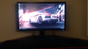 Acer monitor 27 inch 1080p - Like New!! $160 firm