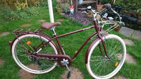 Btwin elops520 ladies bicycle
